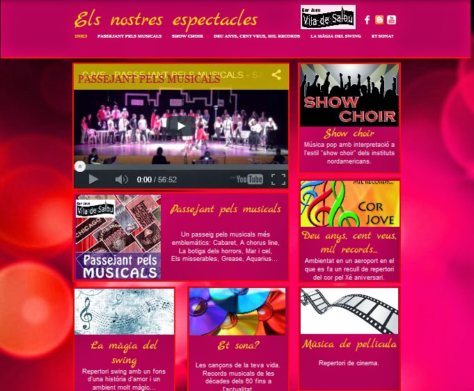 http://rosasanahujamusica.wix.com/cjvs-espectacles