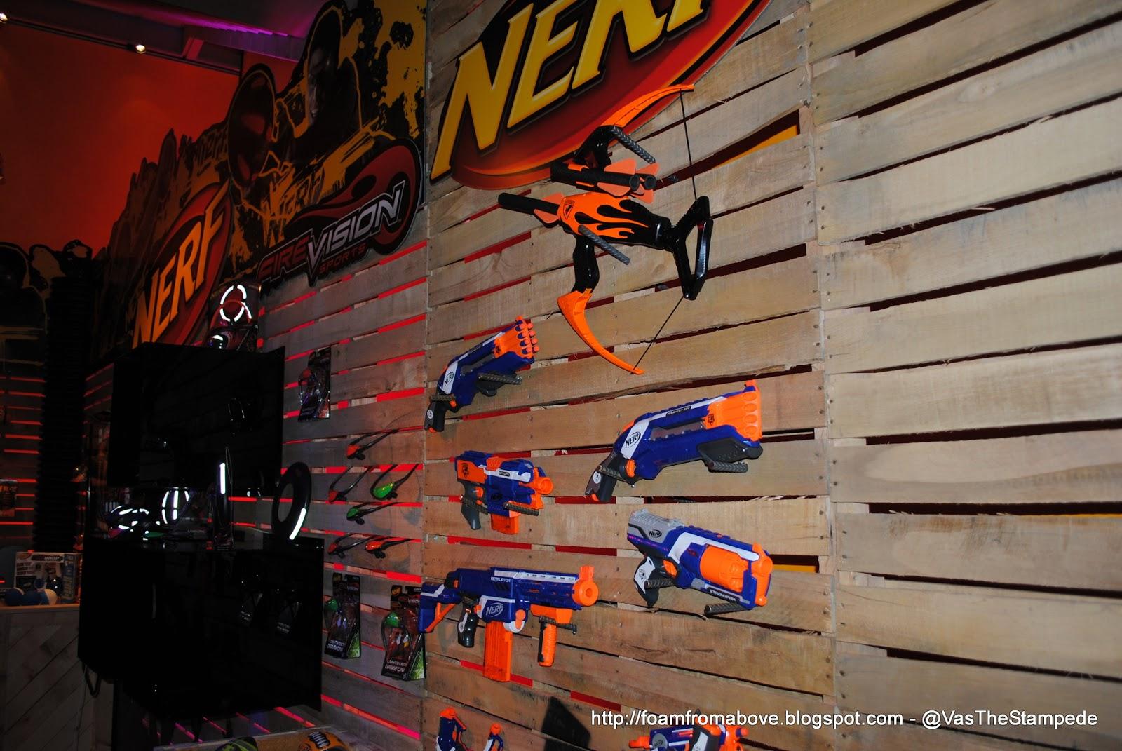 Whew New York Toy Fair 2013 Nerf Debrief In Case You