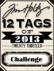 12 tags of 2013 - Tim Holtz