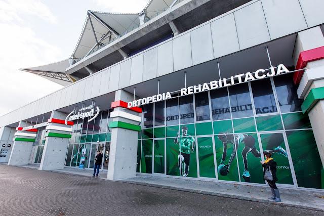 Już otwarta najnowocześniejsza klinika ortopedyczno-rehabilitacyjna w Polsce.
