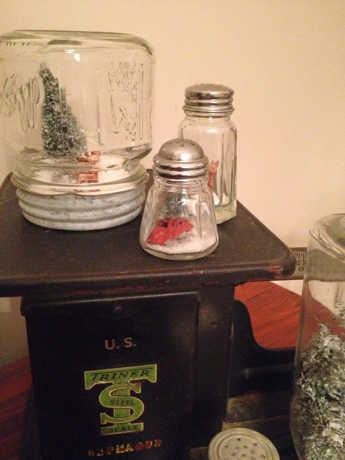 thealteredpast.blogspot.com, handmade christmas, mason jar