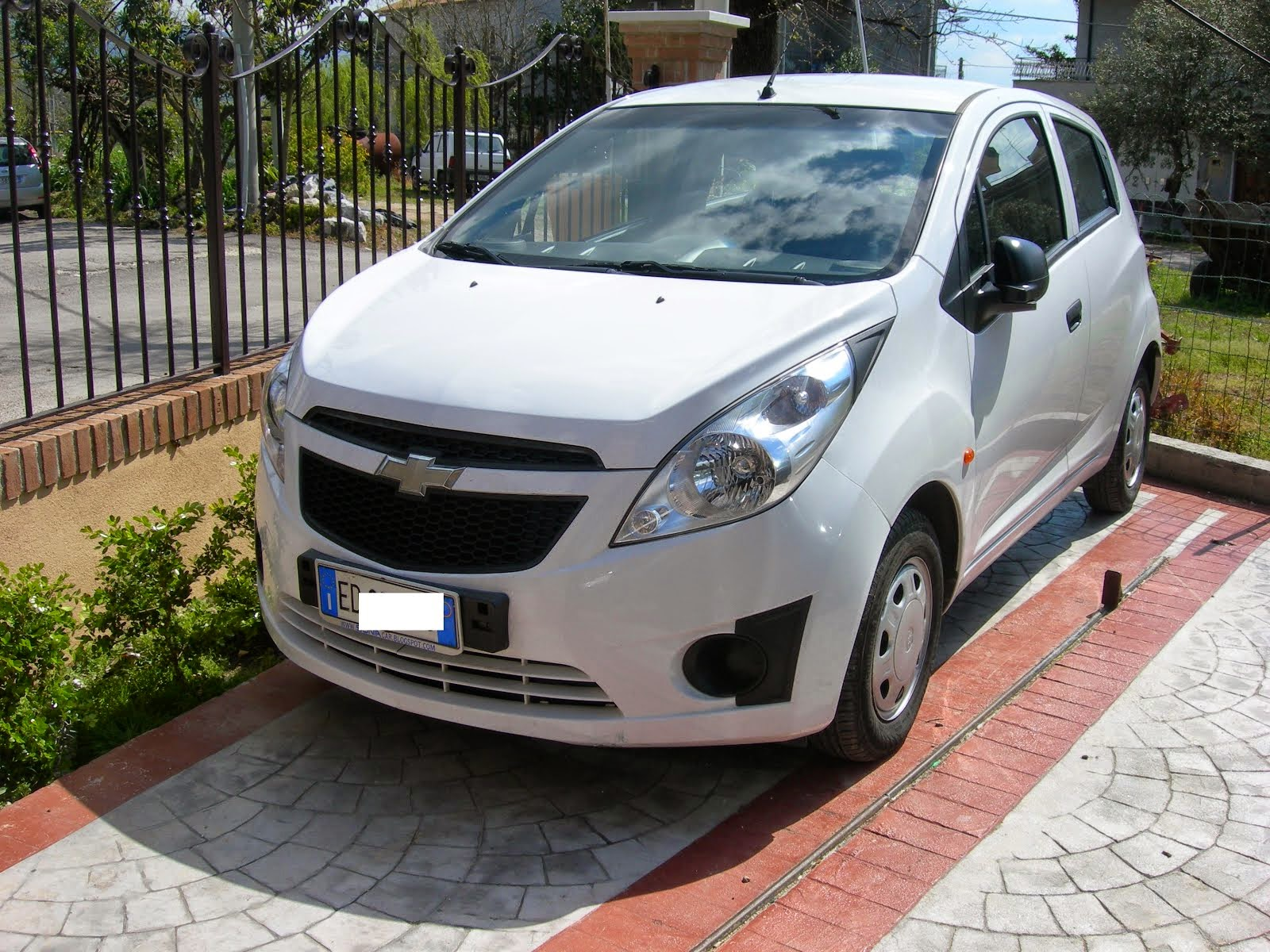 Chevrolet Spark 1.0 Anno 2010 acc. Full optional 50.000 km