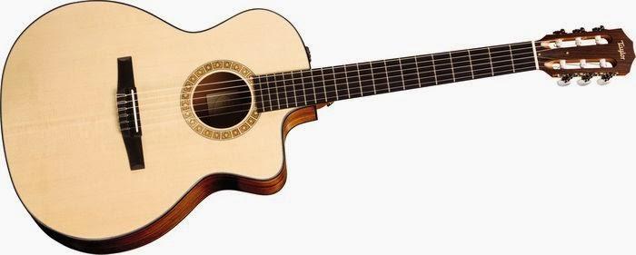 Kurnia Musik Semarang TAYLOR NS24 CEG Akustik Elektrik Guitar