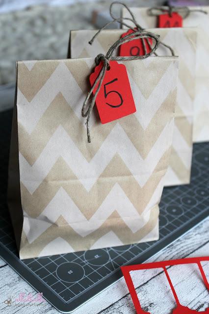 DIY Adventskalender basteln