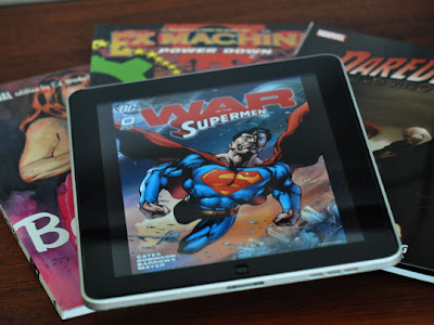 5 Reasons to Switch to Digital Comics - 365 Days of Comics