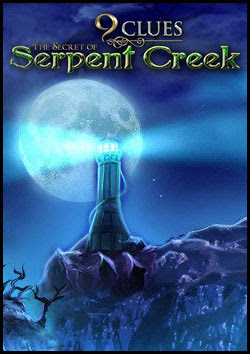 9 Clues The Secret of Serpent Creek PC Game