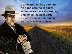 75  ANIVERSARIO DE LA MUERTE DE ANTONIO MACHADO