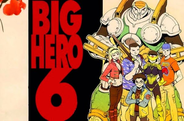 4. Big Hero 6