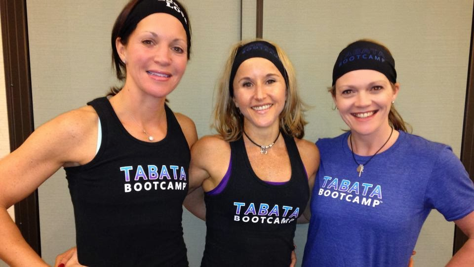 Living Loving And Running Tabata Certification Accomplished