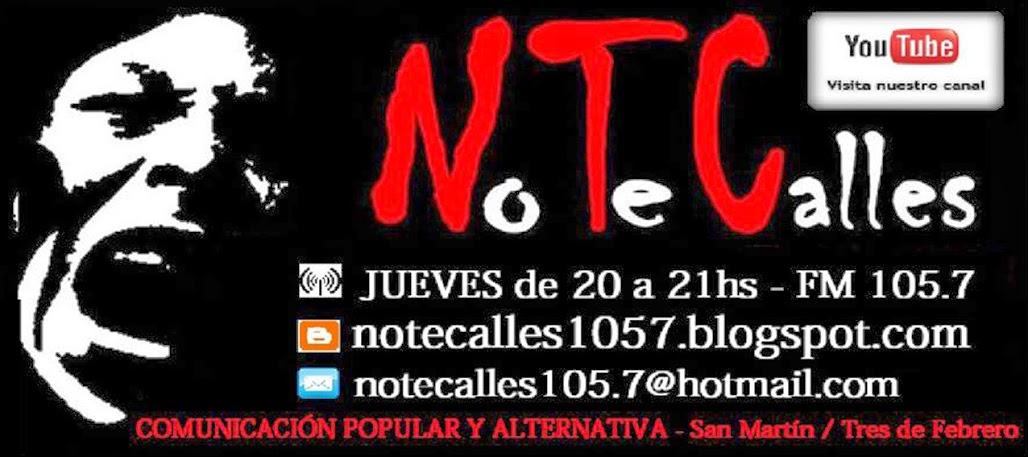 No Te Calles 2013