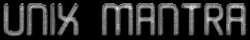 UnixMantra