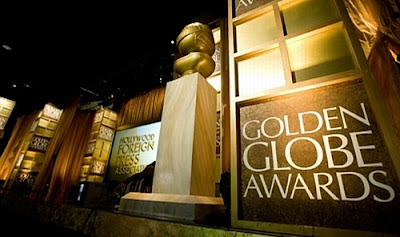 Nominados a los Globos de Oro en cine. +CINE. Making Of