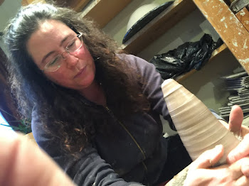 Mary Ann Evans Teaches Pottery to People Far and Near
