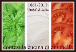 Il contest x L'ITALIA di Antonella
