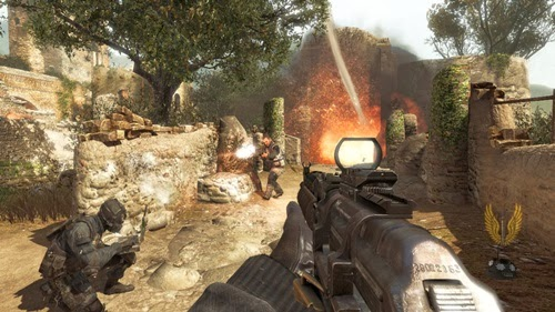 DLC's - Mapas para Call of Duty Modern Warfare 3 Multiplayer