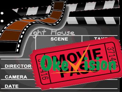 Jadwal Film Di Okevision, Agustus 2013