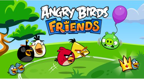 Download Angry Birds Friends game for Android and iOS