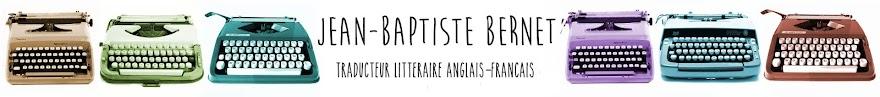 Jean-Baptiste Bernet, traducteur