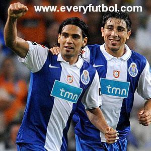 Volvieron Los Goles De Falcao Garcia Con El Porto