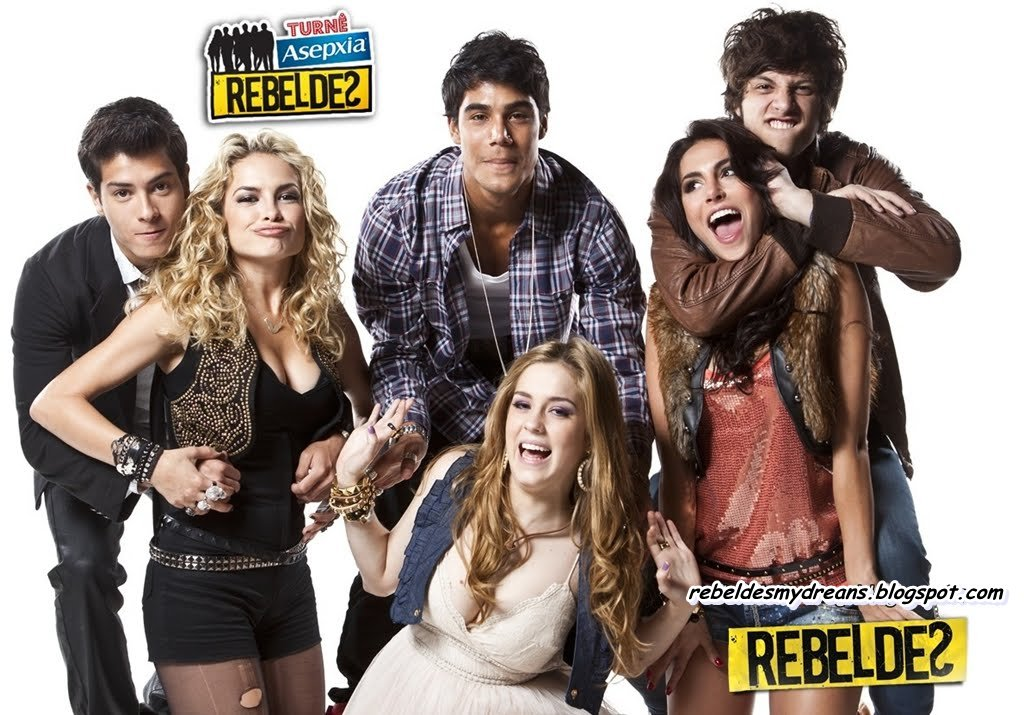 Rebeldes My Dreans