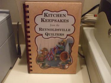 Thursday Night Strippers Quilt Guild Cookbook