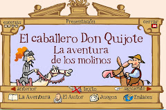 Xoga con Don Quijote