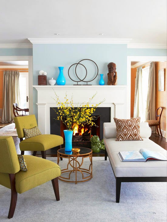 Modern Furniture 2014 Best Ideas For Using Color In A House