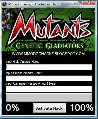 Download Mutants Genetic Gladiator Hack