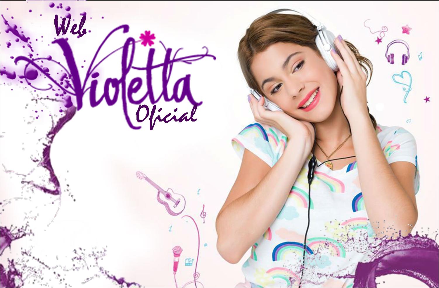 Web Violetta Oficial: Descargas