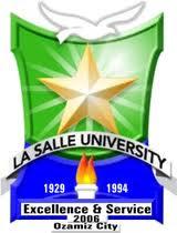 LSU - Ozamiz Logo