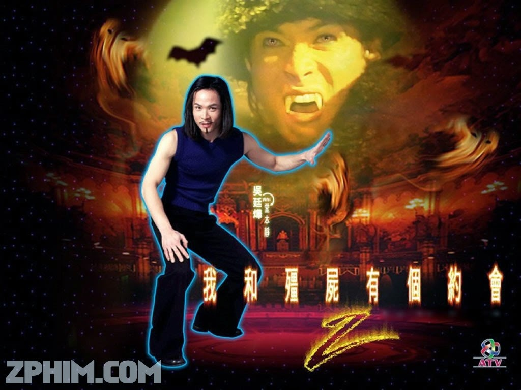 Ảnh trong phim Khử Tà Diệt Ma 2 - My Date with a Vampire Season 2 1