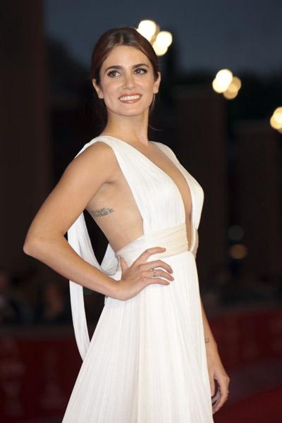 6th International Rome Film Festival: Nikki Reed   Big