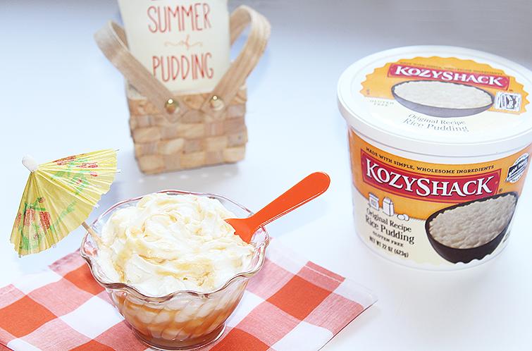 Kozy Shack Rice Pudding Recipe