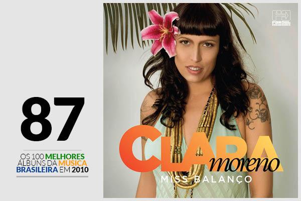 Clara Moreno - Miss Balanço