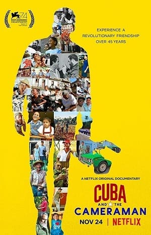 Cuba e o Cameraman Filmes Torrent Download capa