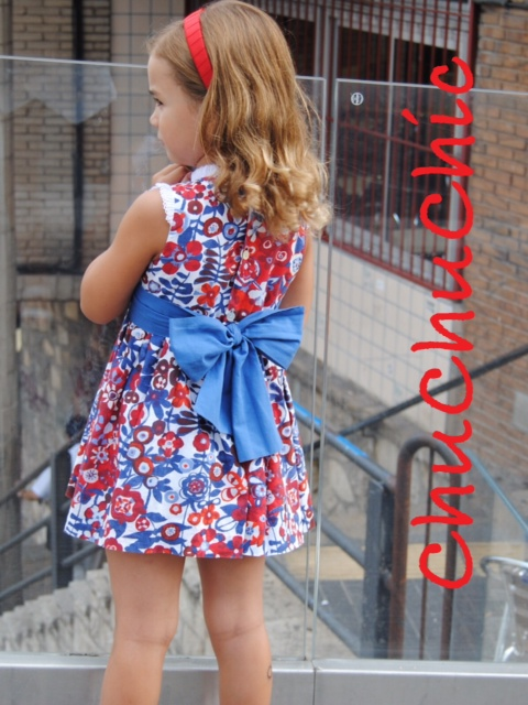 Blog moda infantil reciclaje chic - Monalisa moda infantil ...