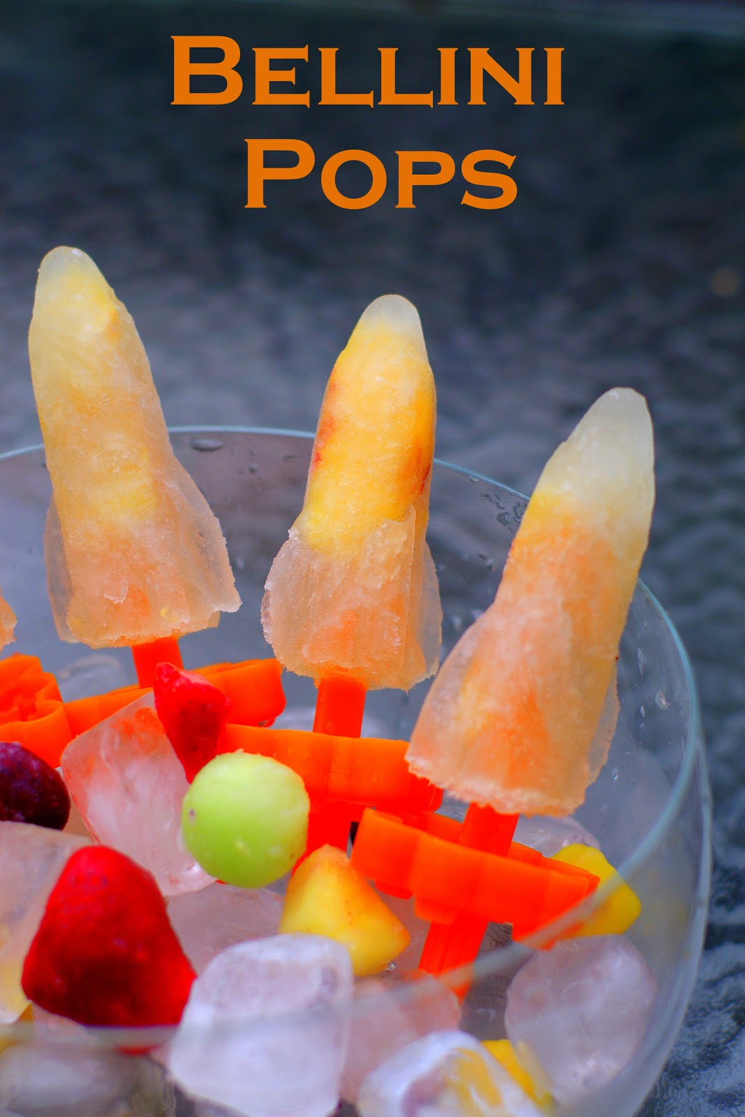 Within the Kitchen: Cookbook Review - Poptails by Erin ...