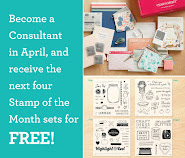 Join My Team in April