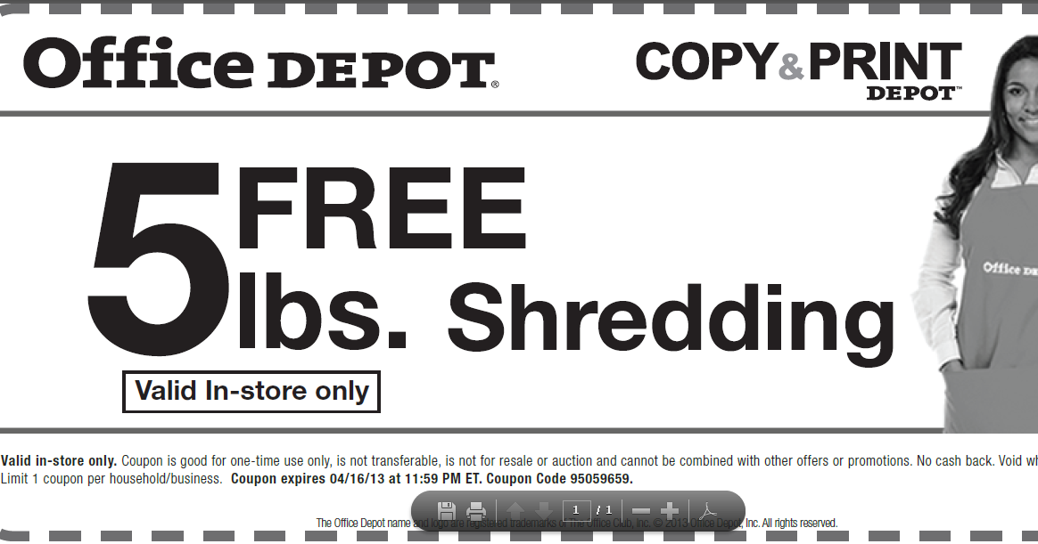 home depot survey sweepstakes with Free Shredding 5lbs And Photocopy 25 on Free Shredding 5lbs And Photocopy 25 furthermore Kidbiz3000   Access Achieve 3000 Believe To Find A Job moreover Homedepot   Opinion Home Depot Survey as well File OfficeMax at Crossroads at Orenco Station   Hillsboro  Oregon furthermore 525 Target School Supplies Coupons Stacking Coupons.