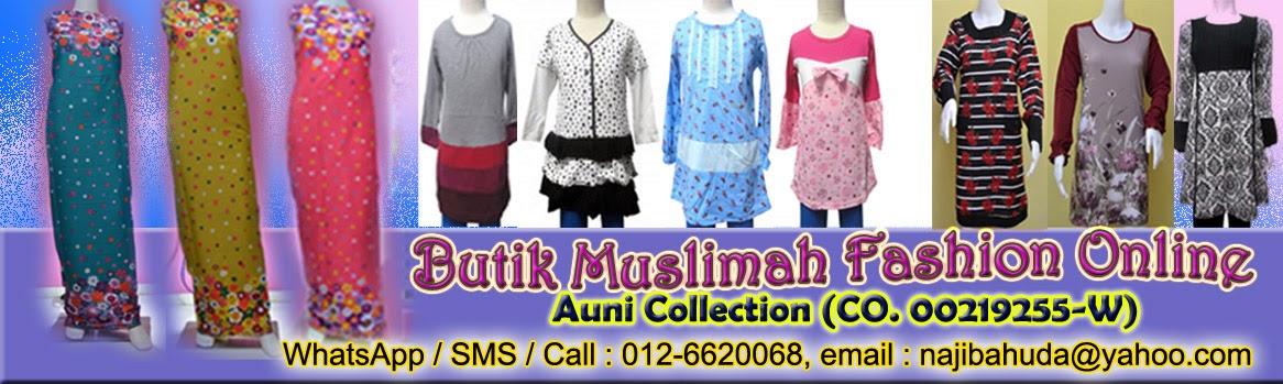 Muslimah Fesyen - Islamic Design