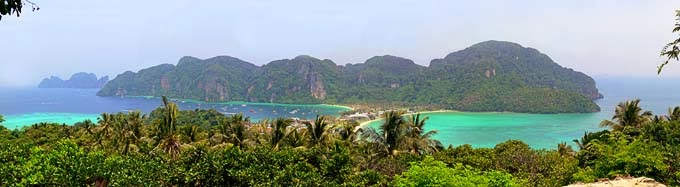 Phi-Phi Islands and Thailand travel
