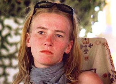 Rachel Corrie, a coragem de resistir