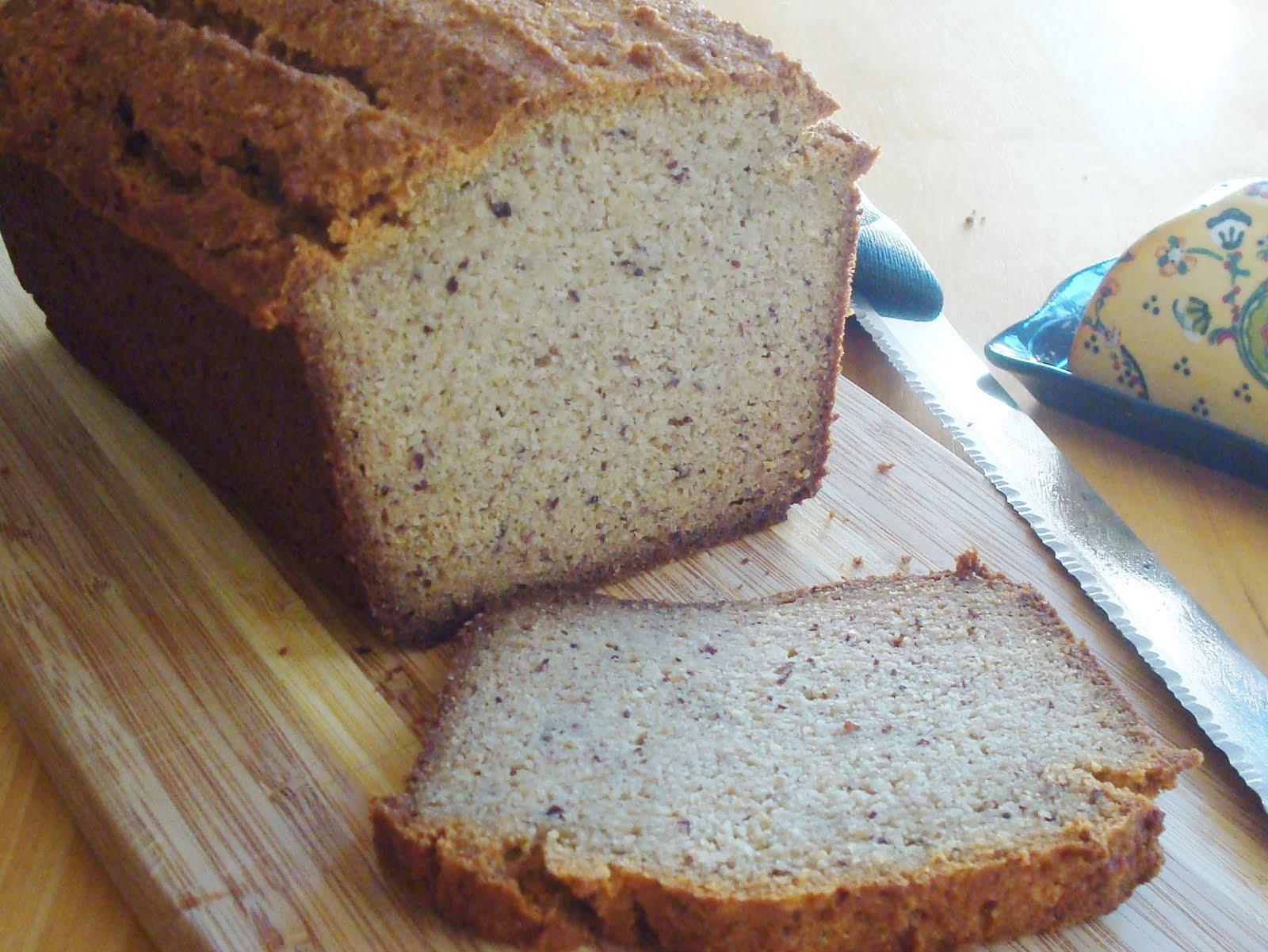chacha's gluten free kitchen: Elana's Paleo Bread - Yum!