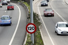 POSIBLE AUMENTO DEL LÍMITE DE VELOCIDAD EN AUTOPISTAS Y AUTOVÍAS