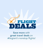 Allegiant Air Promo Code weekly updates current working deals