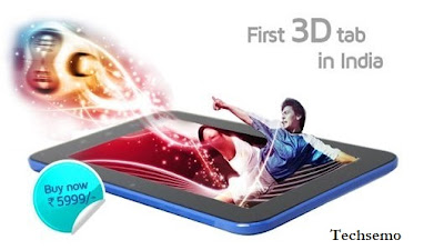 Swipe Telecom launches first 3D tablet in India