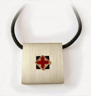 Creu de Sant Jordi any 1988