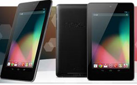 Tableta Nexus 7 cu 16GB