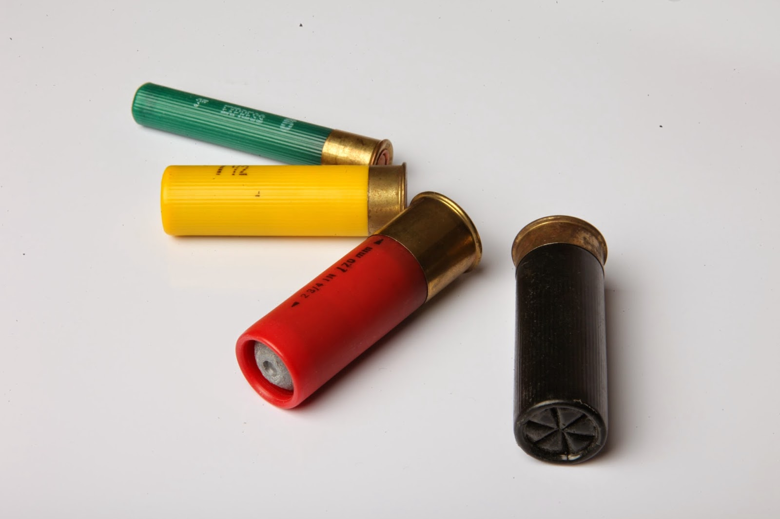 JaredDavidsonPhotography: Shotgun shell photographs
