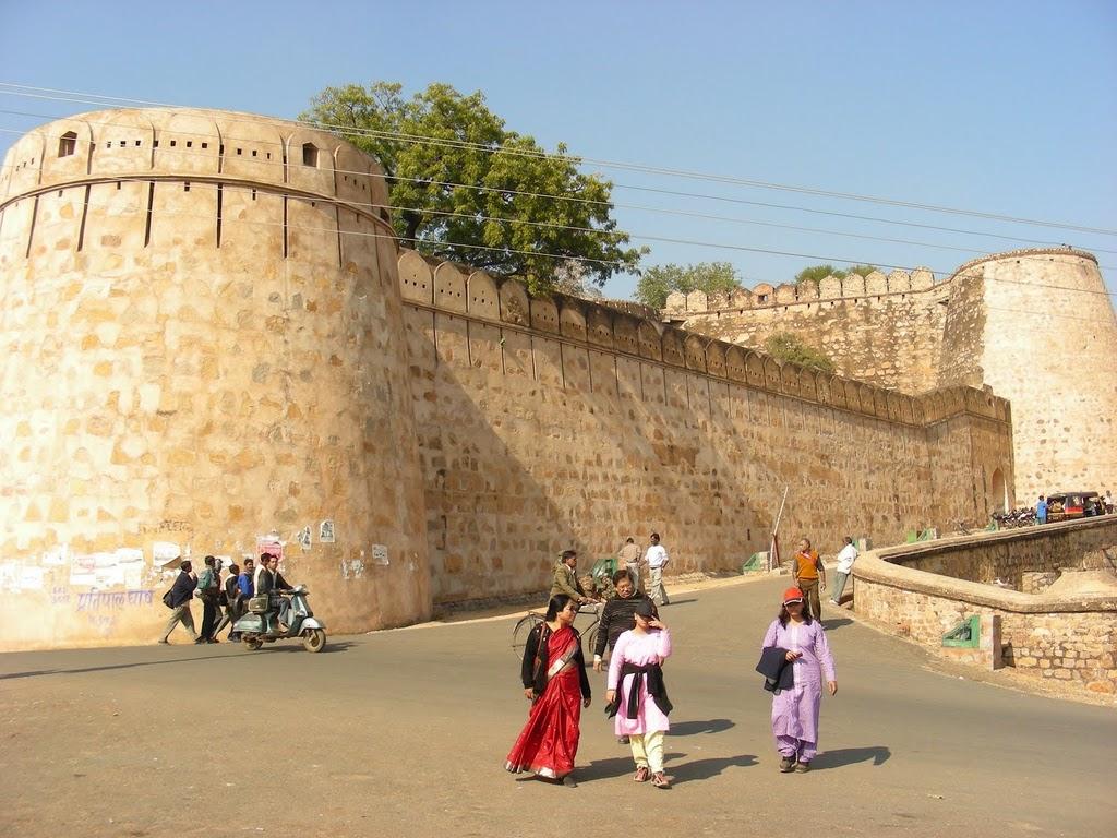 Jhansi India  city photo : Jhansi Fort, Jhansi, Uttar Pradesh ~ Popular Temples of India